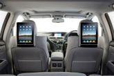 планшет в автомобиле