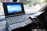 ноутбук в машину