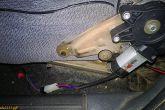 установка мотора стеклоподъемника на сиденье ВАЗ
