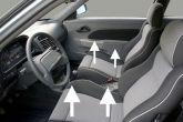 Как поднять водительское сиденье, если нет регулировки по высоте
