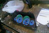 изготовление колодцев для панели ВАЗ 2110