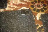лямки на ковриках из ковролина