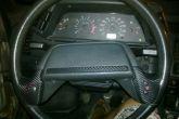 обтянутый авто винилом руль ВАЗ 2110