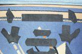 выкройки кожи для руля ВАЗ 2110