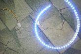 подсветка приборки с механическим одометром