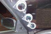 стойка ВАЗ 2110 с подиумами для дополнительных приборов
