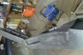 доработка тоннеля на ВАЗ 2110 (выше штатного в 3 раза)