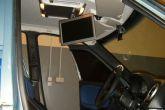 монитор на крыше ВАЗ 2110