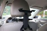монитор за подголовник водителя