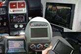 варианты размещения монитора в ВАЗ 2110