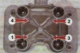 номера выводов модуля зажигания ВАЗ