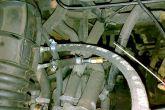 врезание в топливную рампу ВАЗ 2110