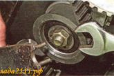специальный инструмент для натяжки ремня ГРМ ВАЗ 2112