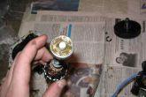 замена подшипника стеклоподъемника