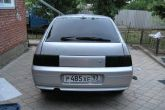 задний катафот под цвет автомобиля ВАЗ 2112