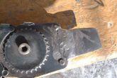 ремонт крепления поворотного механизма сиденья ваз