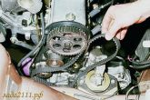 Замена ремня ГРМ ВАЗ 2110, 2111 и 2112 (на 8кл и 16кл двигателях)