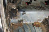 разборка ВАЗ 2110 для ремонта порогов