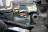 сливаем тосол через блок двигателя ваз 2110