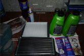 комплект для замены радиатора отопителя ВАЗ 2110
