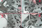 Процесс замены МСК на ДВС ВАЗ 2112 16кл.