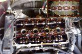 обработка герметиком клапанной крышки