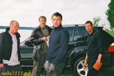 бандиты на БМВ