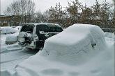зима в красноярске
