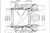 Контрольные точки геометрии кузова ВАЗ 2110, 2111, 2112