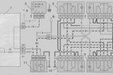 Схема включения электростеклоподъемников дверей ваз 2110
