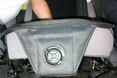 накидка с вентиляцией для сидений автомобиля (вентилятор)