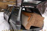 Народные испытания багажника ВАЗ 2111