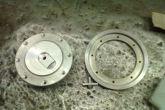 изготовить круглый лючок SPARCO своими руками