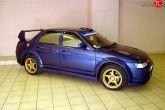 Комплект арок WRC Evo на ВАЗ (Lada) 2112
