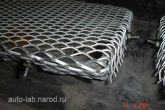 решетка радиатора ВАЗ 2110
