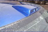 воздухозаборник на крышу ВАЗ 2112