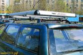 багажник на крышу автомобиля ваз 2111