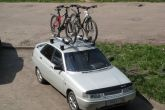 багажник на крыше ВАЗ 2110