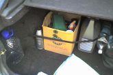 Установка резинок, эластичной ленты в багажник