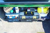 Установка ограничителя в багажник