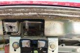 установка Замока багажника от Лада Гранта на ВАЗ 2110