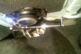 дополнительный амортизатор багажника 2110