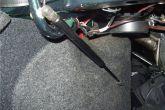 газовый упор багажника своими руками