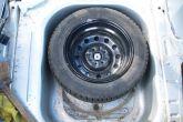запасное колесо с карю ниши багажника