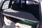 полка багажника - стол для пикника