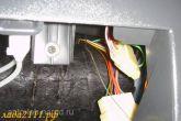 провода из моторного отсека в салоне