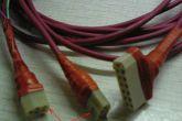 проводка электрокорректора ГАЗ из витой пары