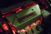 подсветка двигателя иномарки