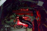 подсветка двигателя toyota