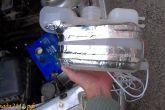 подсветка расширительного бачка ВАЗ 2110